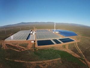Trồng cà chua trên sa mạc nhờ năng lượng mặt trời và nước biển