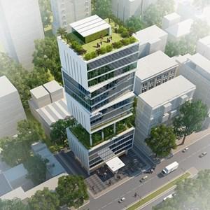 Dự án công đầu tiên đạt chứng nhận công trình xanh Lotus
