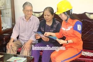 Công ty Điện lực Sơn La: Chung tay sử dụng điện an toàn, tiết kiệm