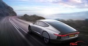 Lightyear One: xe điện chạy bằng năng lượng mặt trời