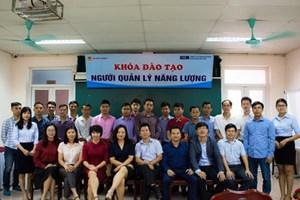Khảo sát nhu cầu đào tạo nâng cao năng lực đối với các đơn vị tư vấn trong lĩnh vực TKNL