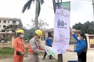 PC Hà Tĩnh: Nhiều giải pháp vận động người dân tiết kiệm điện