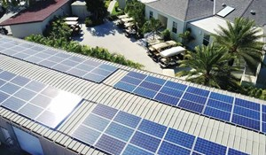 Tiết kiệm chi phí từ sử dụng điện mặt trời mái nhà
