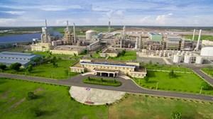 Đạm Cà Mau thuộc Top các nhà máy tiêu hao năng lượng thấp