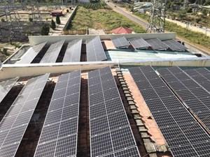 Tiết kiệm tiền tỉ mỗi năm nhờ lắp đặt điện mặt trời mái nhà tại các trạm biến áp