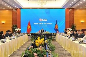 IEA thúc đẩy ưu tiên năng lượng của ASEAN