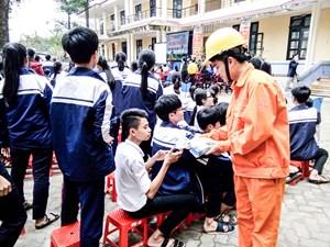 Sức lan tỏa của phong trào thi đua tiết kiệm điện tại Quảng Trị