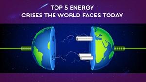 Top 5 sự kiện ảnh hưởng nhất tới ngành năng lượng thế giới năm 2020