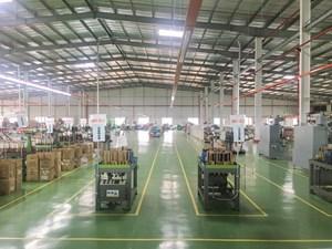 Nhà máy phụ liệu Phú Cường được trao chứng nhận công trình xanh