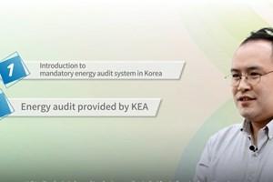 Nghe chuyên gia Hàn Quốc giới thiệu về kiểm toán năng lượng và cách vận hành hệ thống tiết kiệm năng lượng