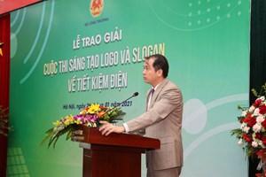 Hơn 80 cơ quan báo chí đưa tin về kết quả Cuộc thi sáng tạo logo và slogan tiết kiệm điện