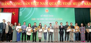 VTC14 đưa tin về kết quả cuộc thi sáng tạo logo và slogan tiết kiệm điện