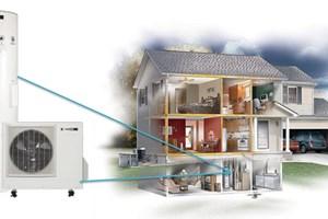 Hiệu quả sử dụng máy bơm nhiệt trong thương mại và công nghiệp