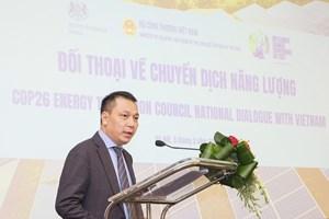 Chuyển dịch năng lượng hướng đến phát triển bền vững