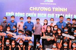 """Chiến dịch """"Giờ Trái đất"""" 2021 chính thức được phát động tại TP. Hồ Chí Minh"""