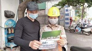 PC Quảng Ninh hưởng ứng Giờ Trái đất