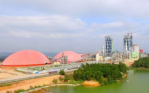 Nhà máy xi măng tiết kiệm năng lượng tiêu thụ nhờ ứng dụng công nghệ phát nhiệt điện khí dư