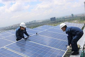 Hà Nội: 45 công trình sẽ sử dụng năng lượng xanh