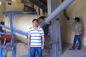 Hệ thống máy nông nghiệp tiết kiệm năng lượng đến 25% và chuyển đổi năng lượng sinh khối