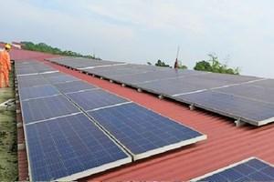 Lắp điện mặt trời mái nhà bảo vệ môi trường