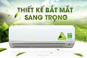 Máy lạnh 15 triệu Daikin có gì hot?
