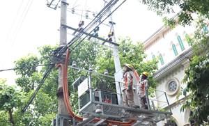 Điện lực Miền Bắc giảm tỷ lệ tổn thất điện năng xuống còn 4,39%