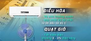 Sử dụng điện tiết kiệm mùa nắng nóng