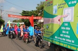 Phú Yên đẩy mạnh tuyên truyền tiết kiệm điện trong mùa nắng nóng
