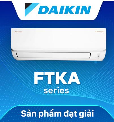 daikin FTKA