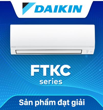 daikin ftkc